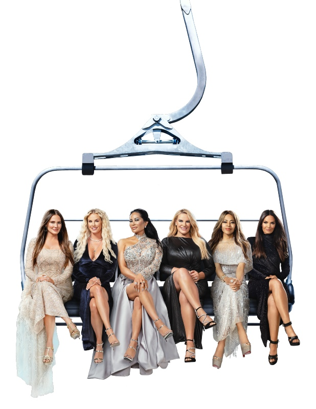 The Real Housewives of Salt Lake City are unlike any other cast we've seen / Picture Credit: Bravo