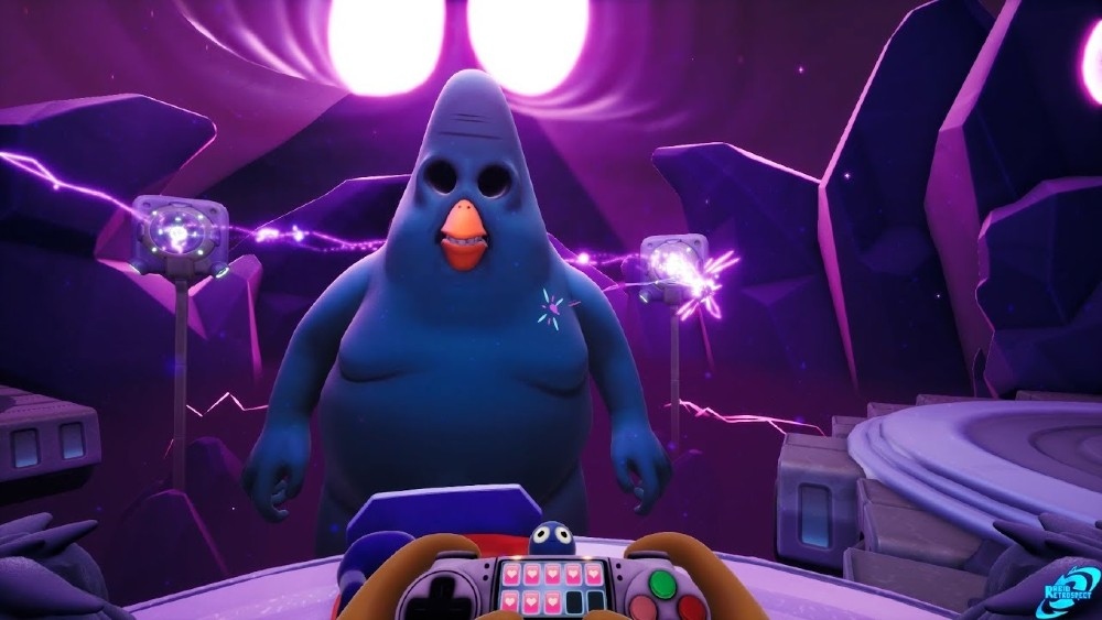 Trover Saves The Universe On Oculus Quest, Furniture Universe Co Uk Reviews