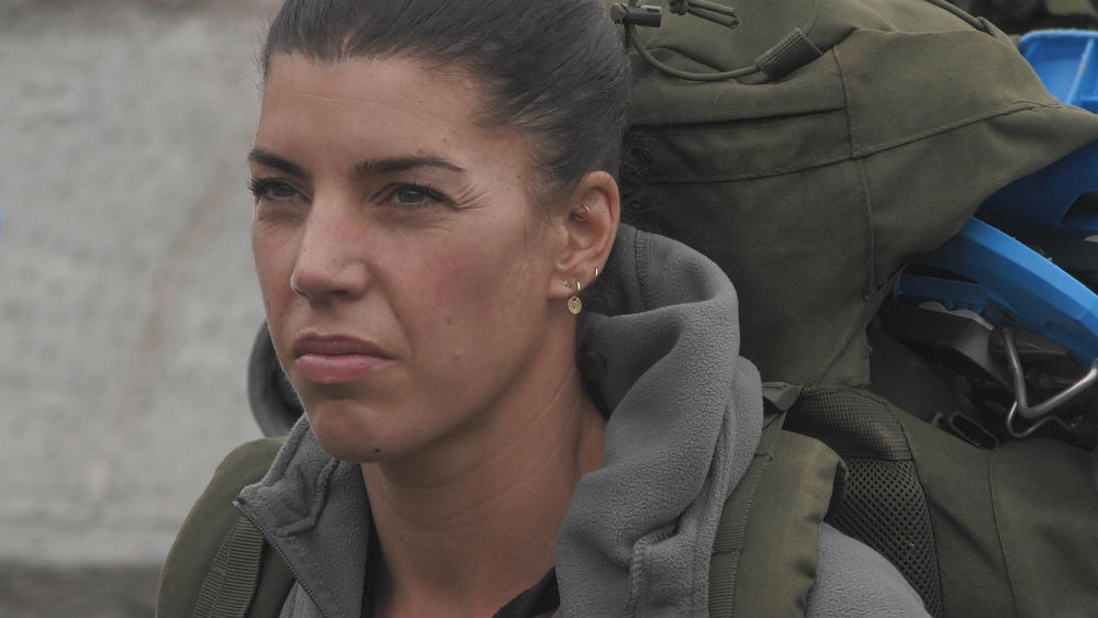 Vicki Anstey on SAS Who Dares Wins / Photo Credit: Channel 4