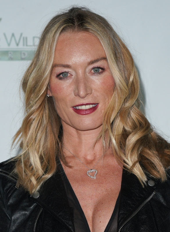 Victoria Smurfit at the US-Ireland Alliance 14th Annual Oscar Wilde Awards in Santa Monica, February 2019 / Picture Credit: SIPA USA/PA Images