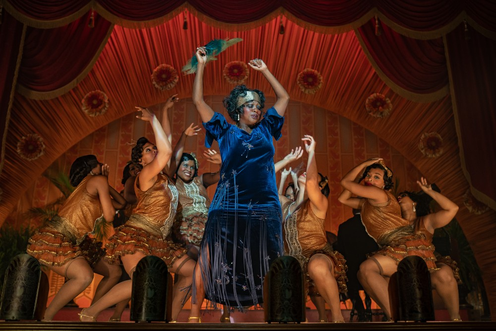Viola Davis as Ma Rainey in Ma Rainey's Black Bottom / Picture Credit: David Lee/Netflix