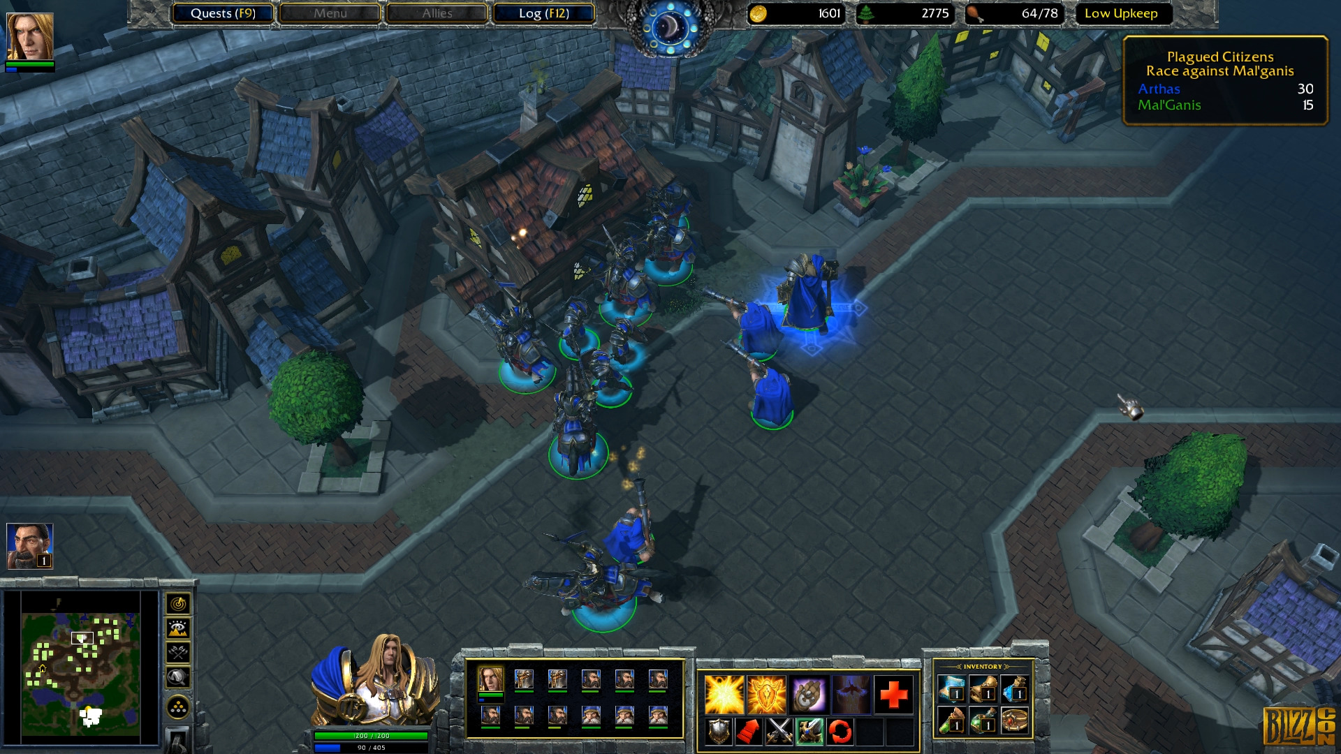 BlizzCon 2018: Warcraft 3 is next to get the remaster