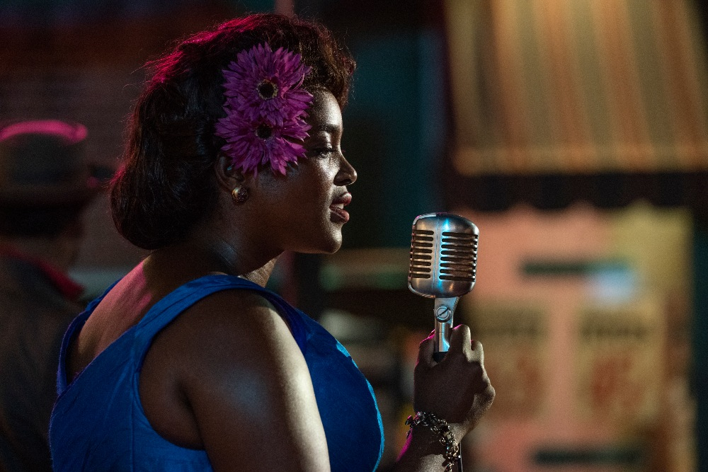 Wunmi Mosaku as Ruby Baptiste in Lovecraft Country / Picture Credit: Elizabeth Morris/HBO