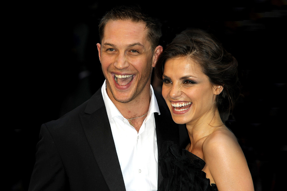 Tom Hardy and Charlotte Riley (Famous)