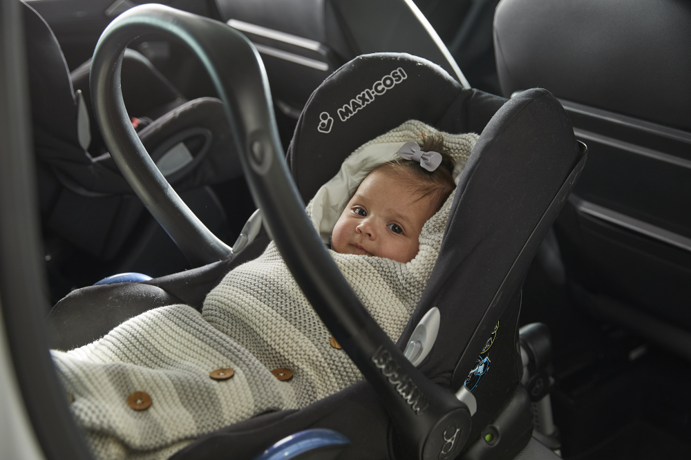 Kura car seat wrap