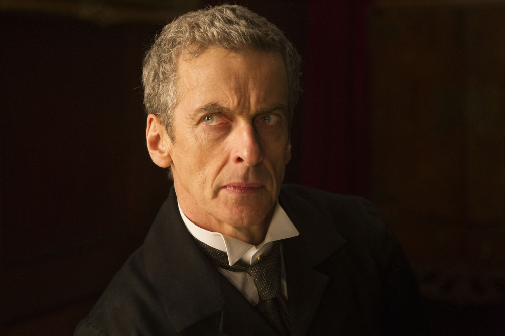 Peter Capaldi as Doctor Who / Credit: BBC