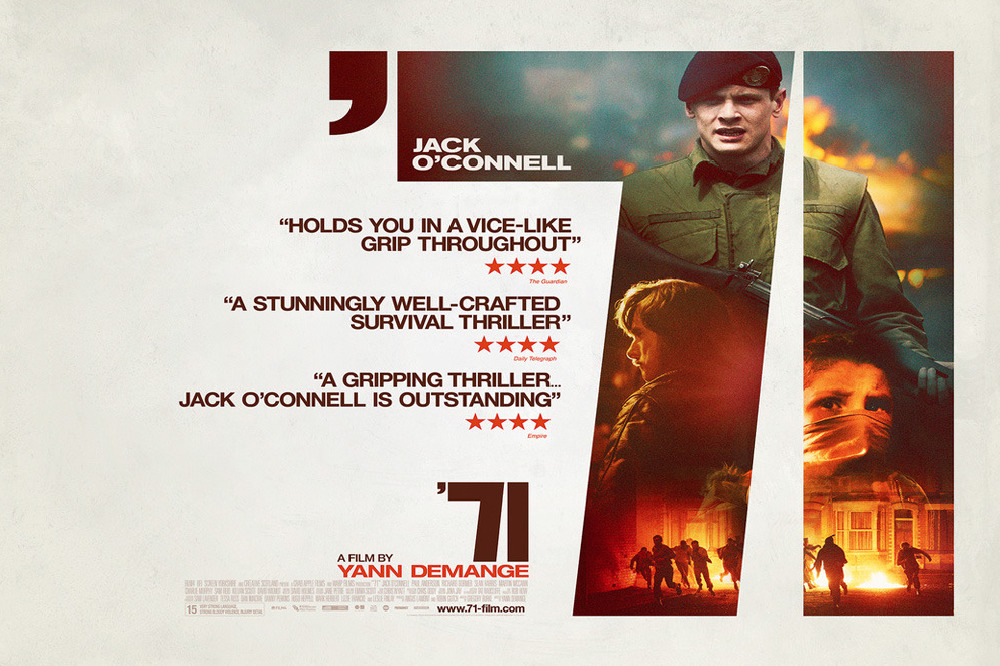 71 New Poster