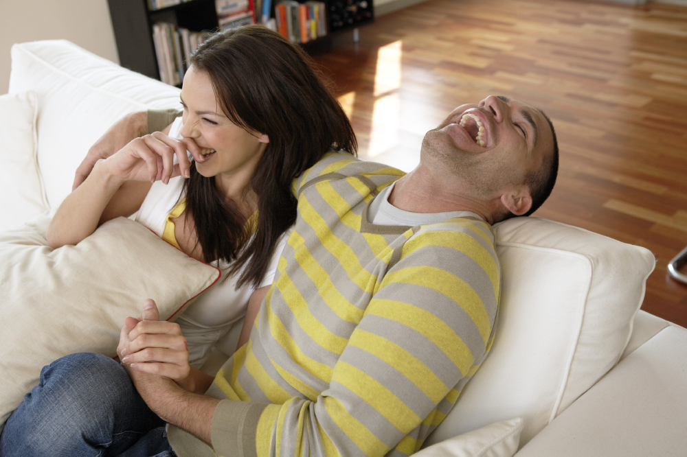 How Important Is Laughter In Your Relationship