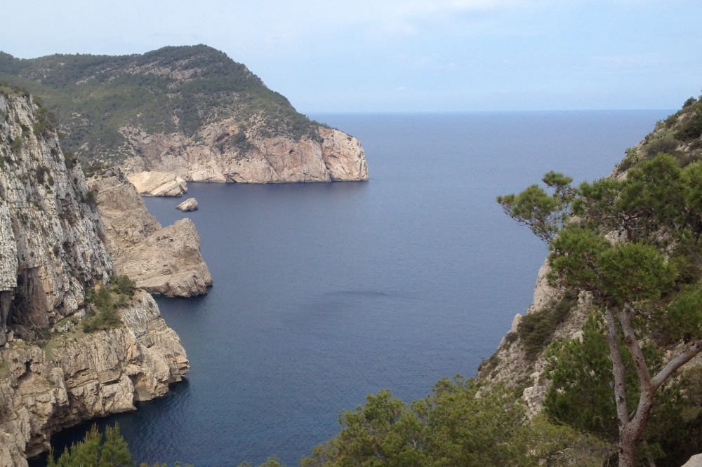 The North of Ibiza