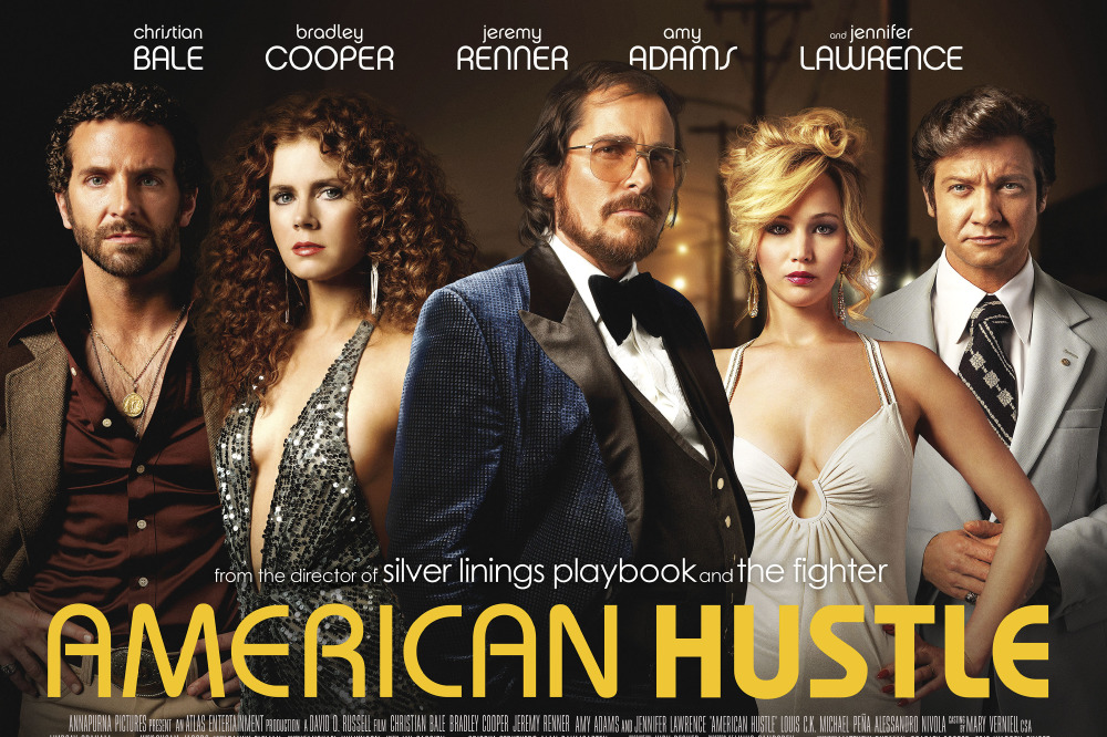 Latest American Hustle Poster