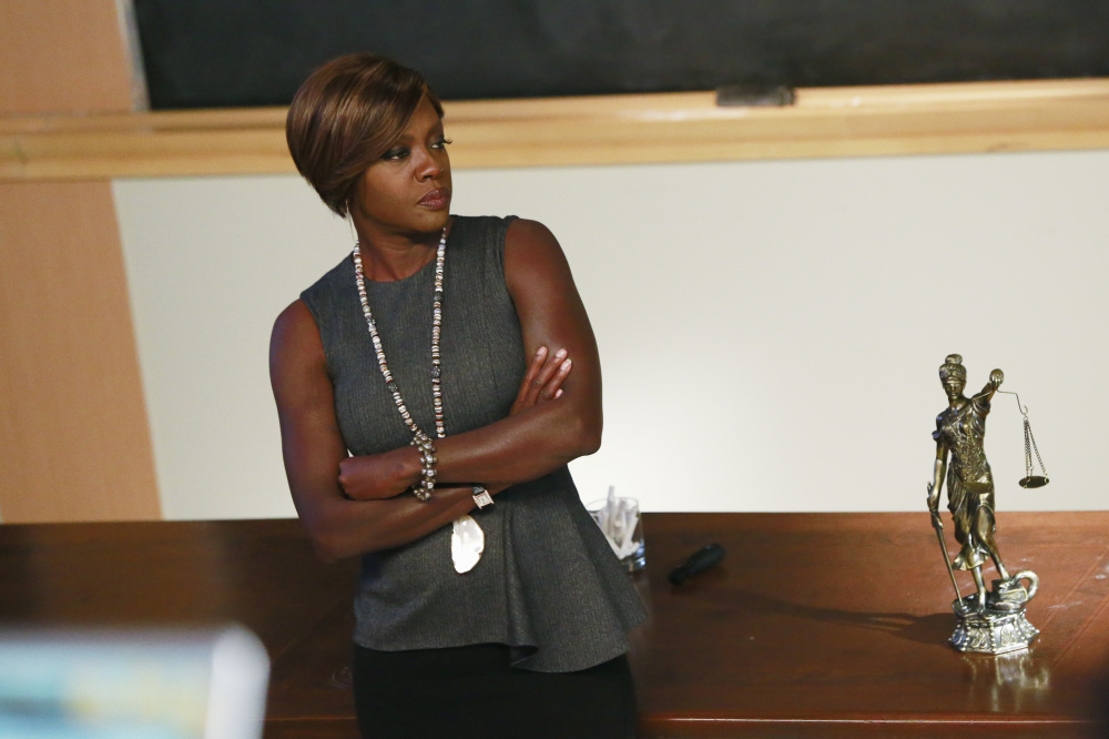 Viola Davis as Annalise / Credit: ABC