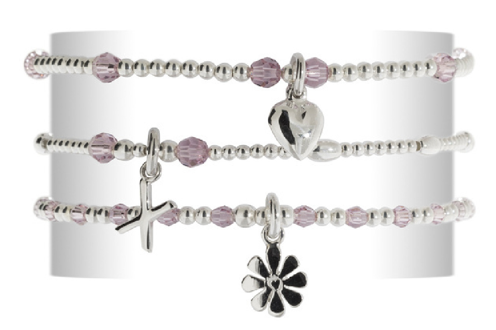 Win Annie Haak Sent with a Kiss Bracelets