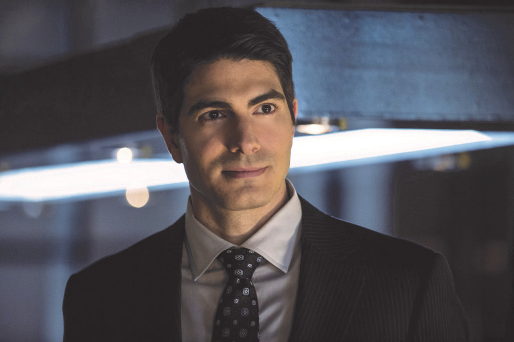Brandon Routh excited to suit up as Atom in upcoming Arrow
