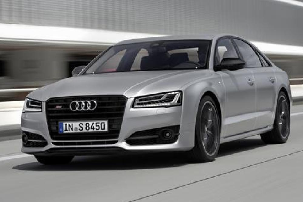The all new Audi S8