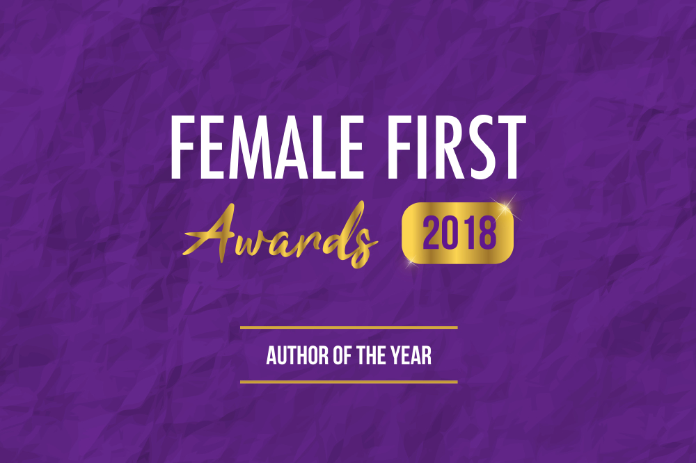 The Female First Awards 2018: Author of the Year