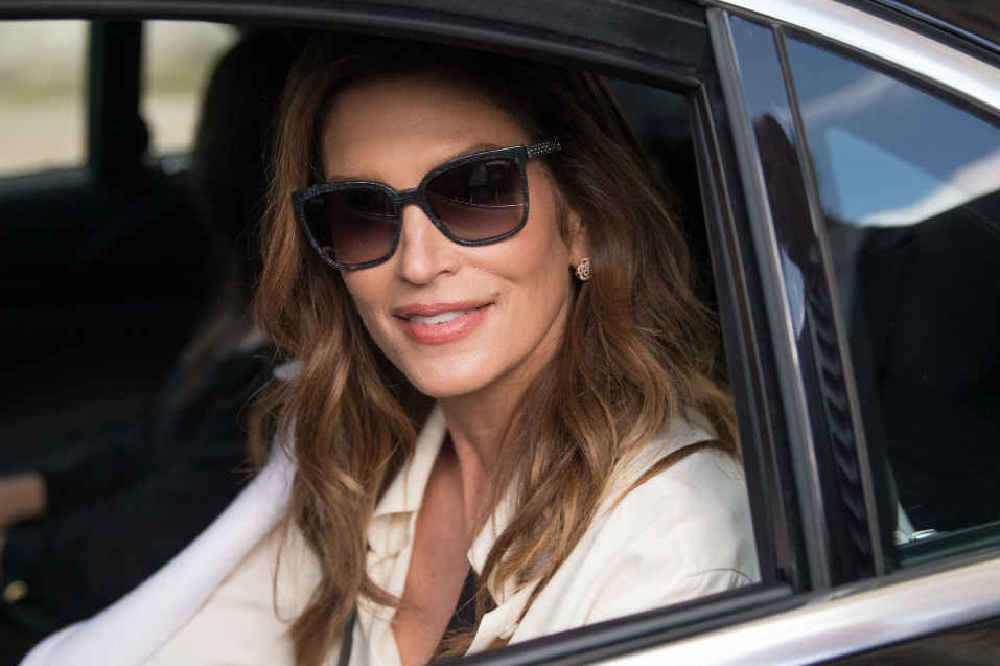 Cindy Crawford at the Chanel show in Paris 2017 / Photo Credit: babiradpicture-abp/Famous
