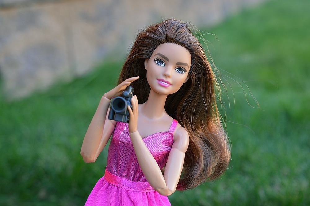 how is barbie a good role model
