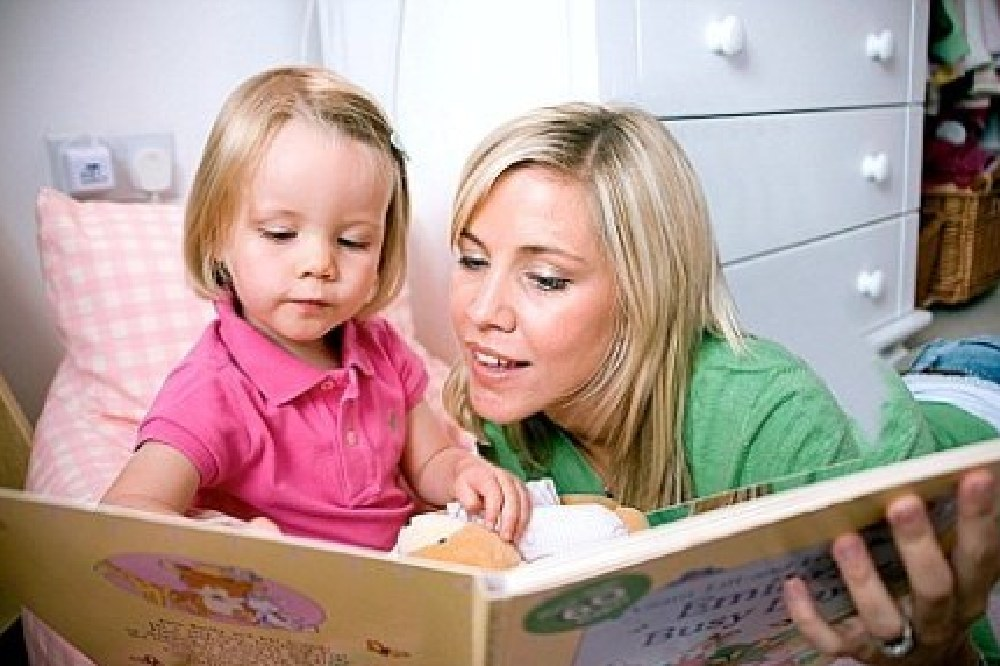 Many kids are missing out on bedtime stories