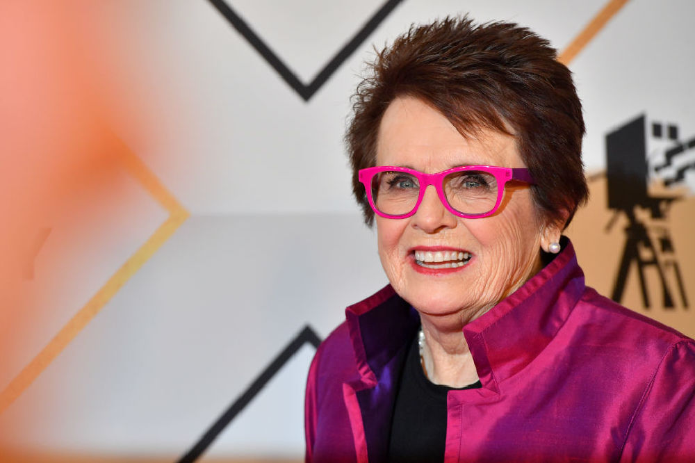 Billie Jean King at the BBC Sports Personality of the Year Awards 2018 / Photo Credit: Anthony Devlin/PA Archive/PA Images