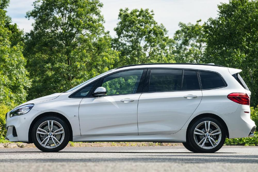 BMW   First Premium Compact Model To Offer Seven Seats