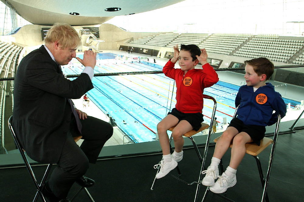 ant and dec meet little interview