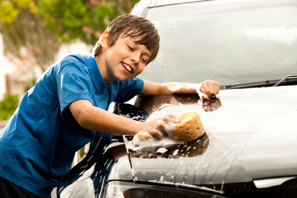 Car Wash Jobs For  Year Olds