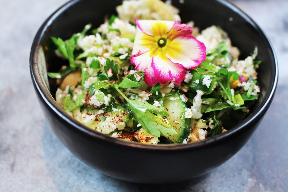 Cauliflower & Preserved Lemon Tabbouleh