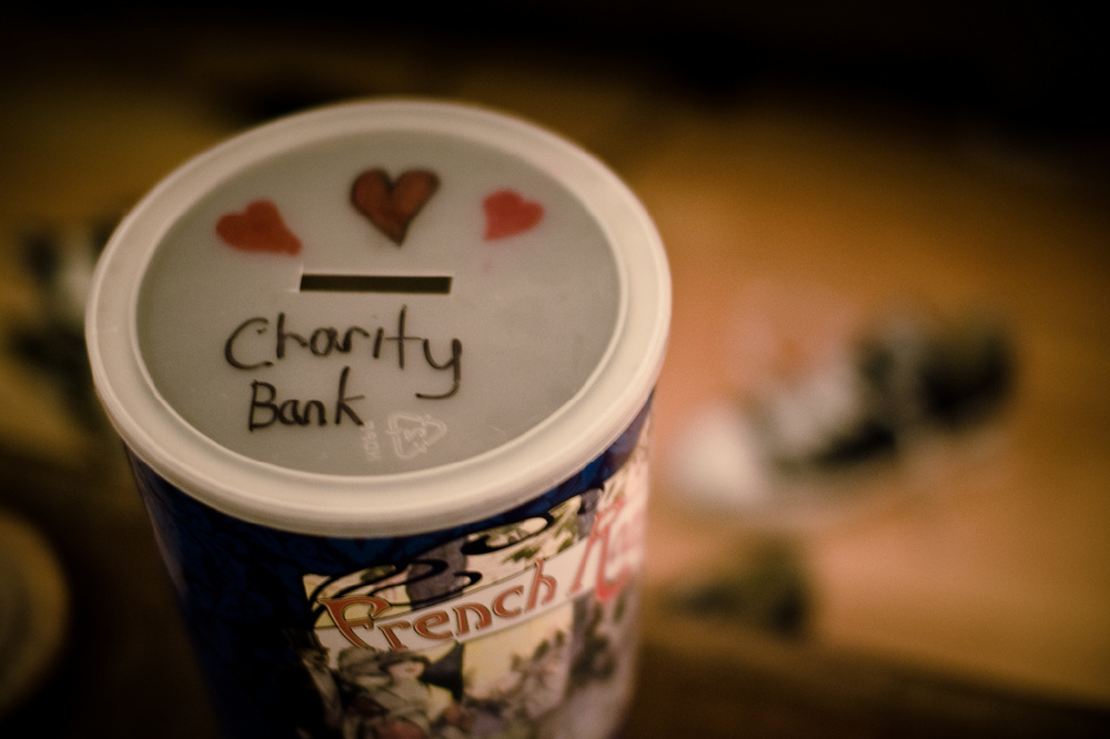 We find out what it means to dream about charity