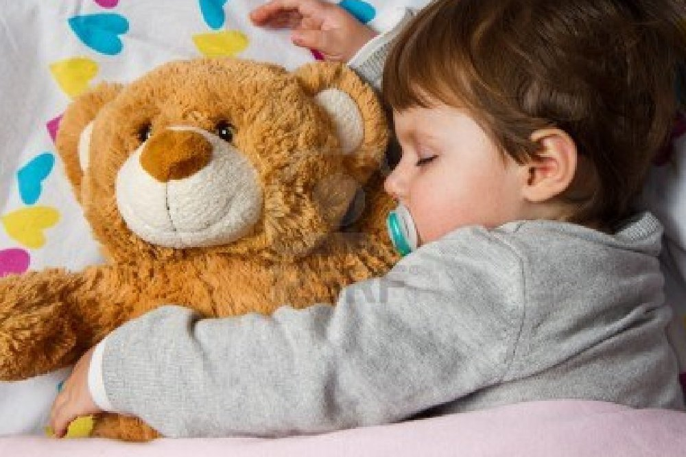 Keep your child's teddy bear clean with these steps