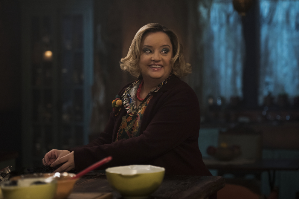 Chilling Adventures Of Sabrina Meet The Characters