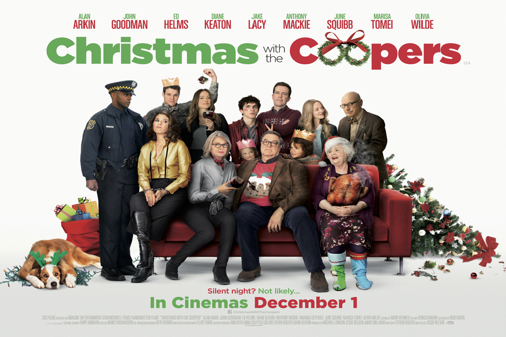 Christmas With The Coopers New Trailer