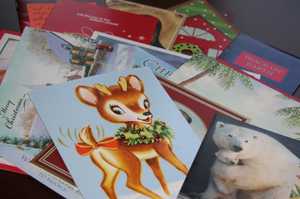 Are you sending Christmas cards this year?
