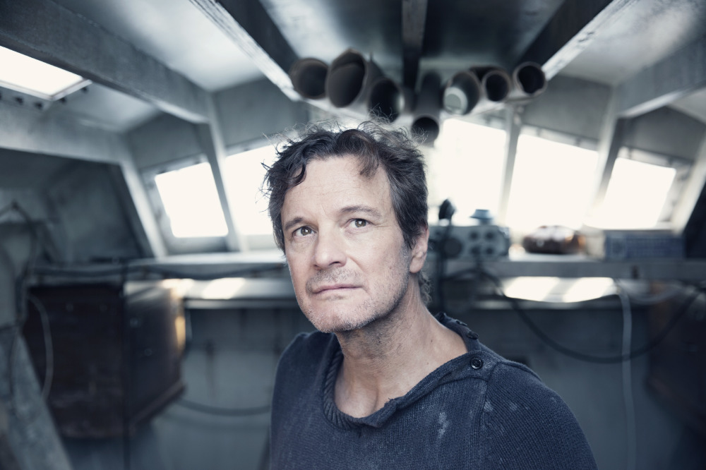 Colin Firth as Donald Crowhurst