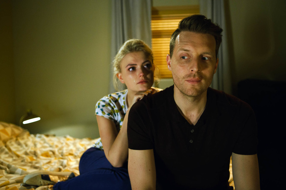 Lucy Fallon as Bethany and Christopher Harper as Nathan / Credit: ITV