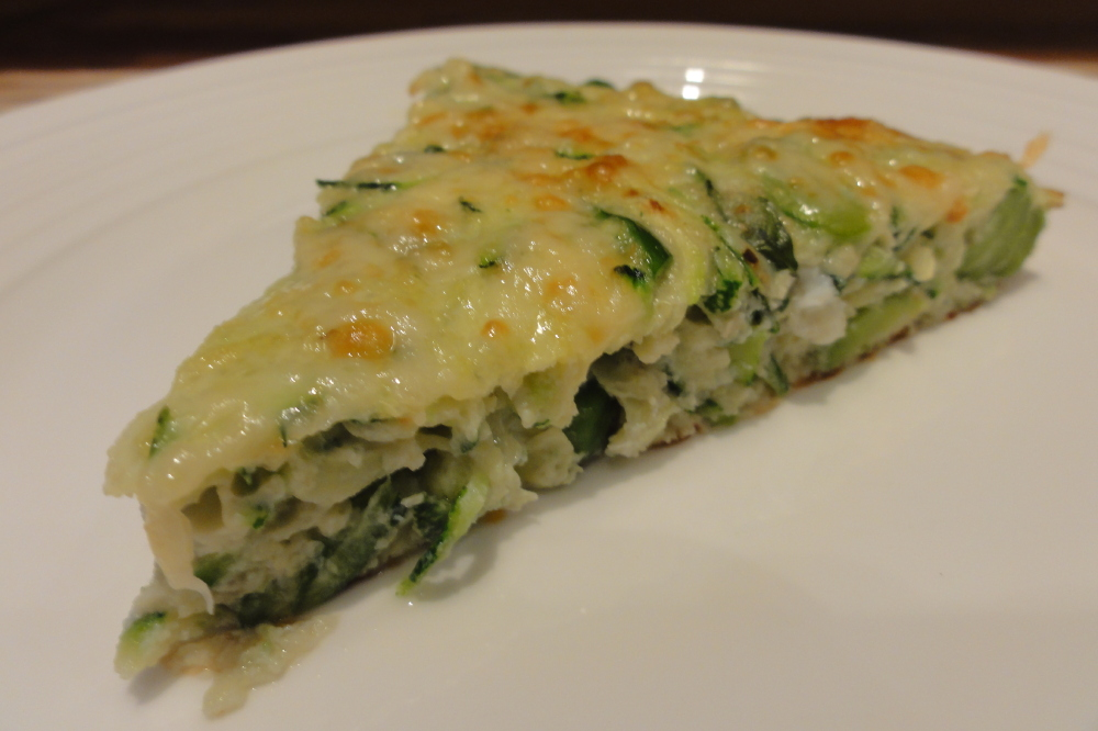 Healthy food three recipes for babies aged 10 12 months old courgette bean and pea fritatta forumfinder Gallery