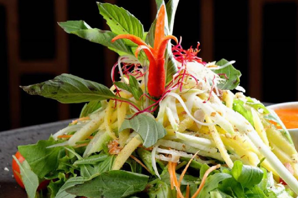 Crispy Thai Salad