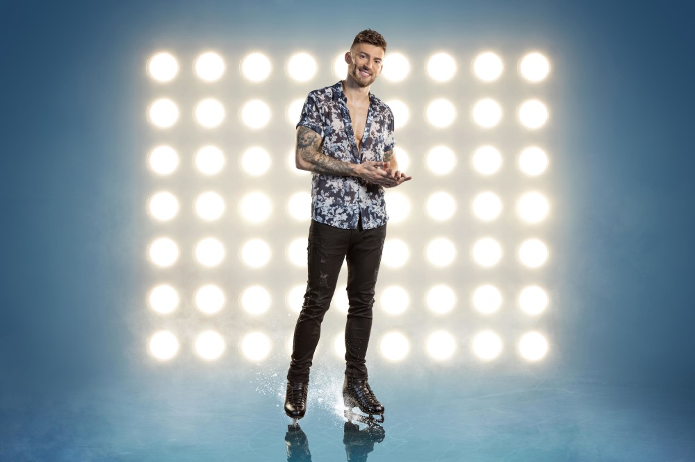 Jake Quickenden will compete this Sunday / Credit: ITV