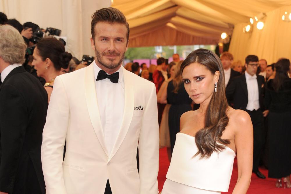 Celebrity Wedding Anniversary: David Beckham And Victoria