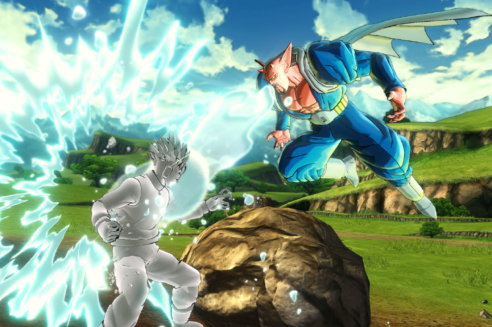Dragon Ball Xenoverse 2 is available now for Nintendo Switch