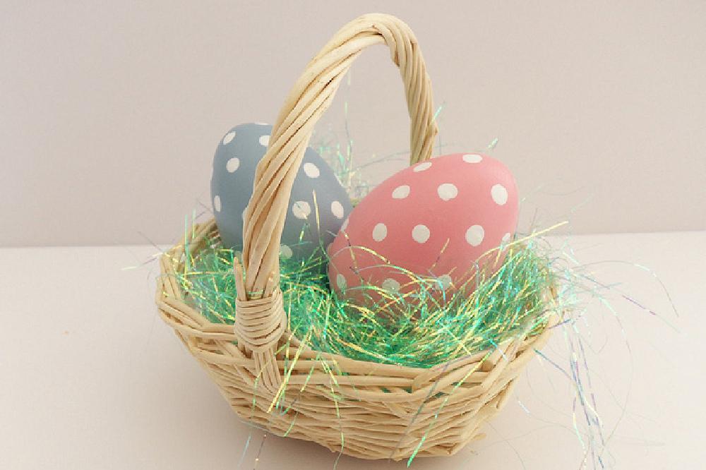 5 ideas for alternative easter egg treats for the children alternative easter egg baskets negle Images