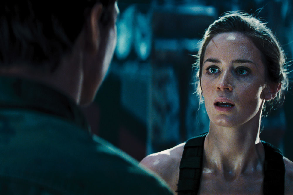 top 5 emily blunt movies