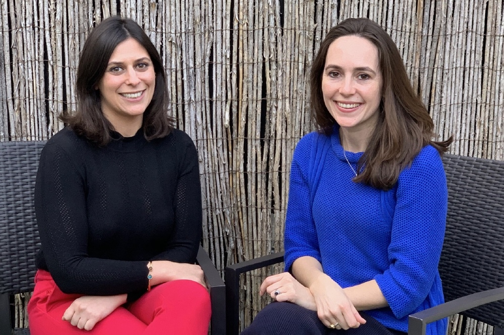 EIWell co-founders Jessica Silver and Nancy Farmer