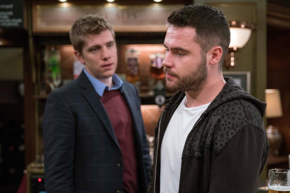 Emmerdale: Danny Miller Thinks Aaron Should Leave Robert