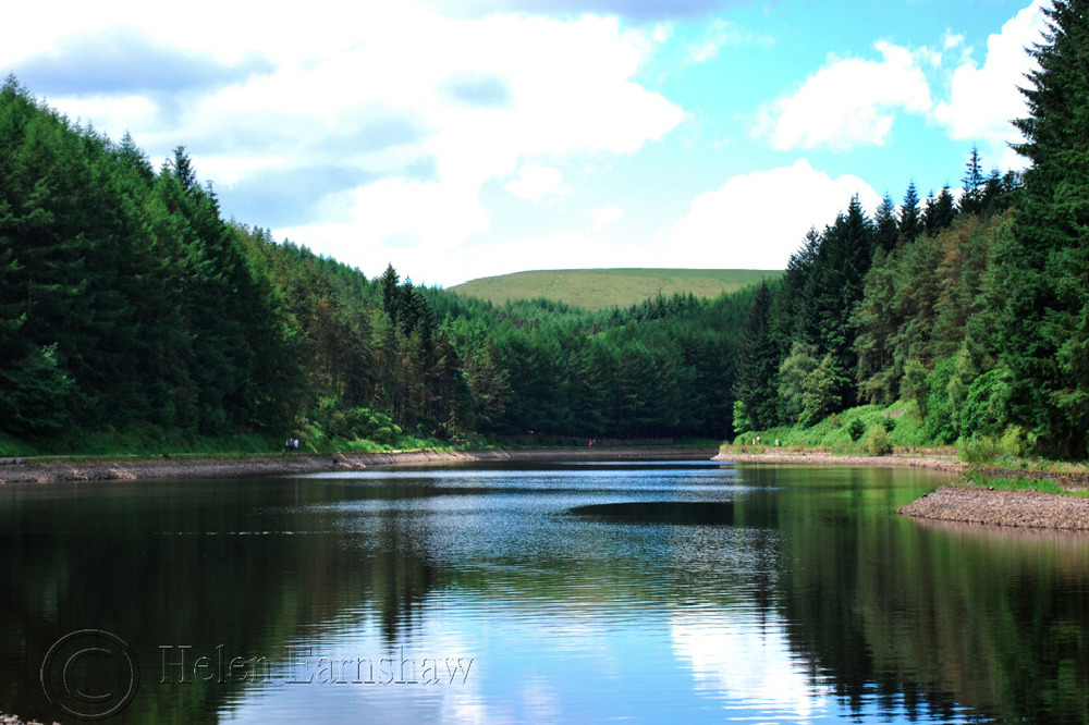 Turton & Entwistle reservoir