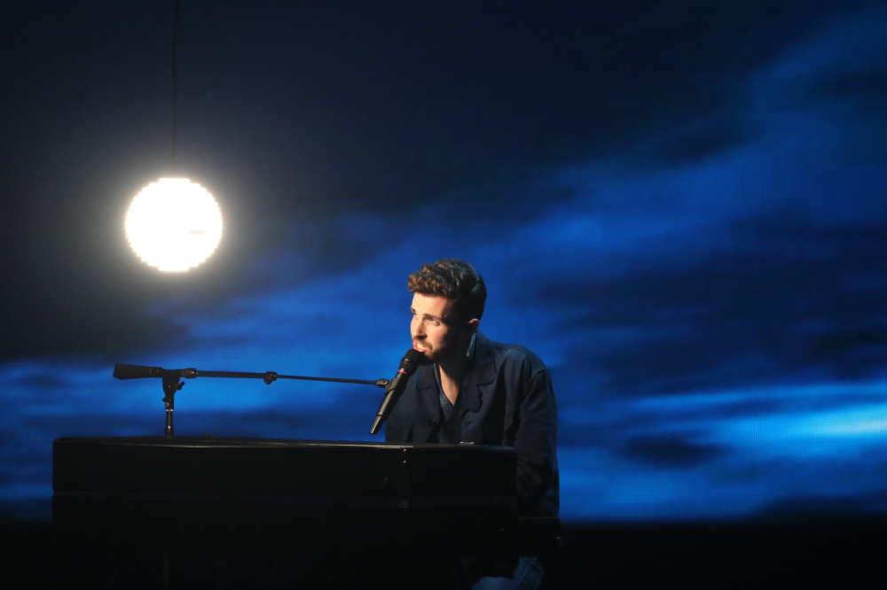 Eurovision Duncan Laurence