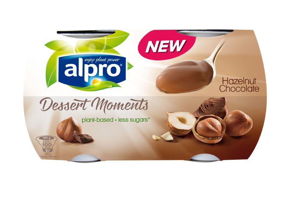 Review Alpro Dessert Moments