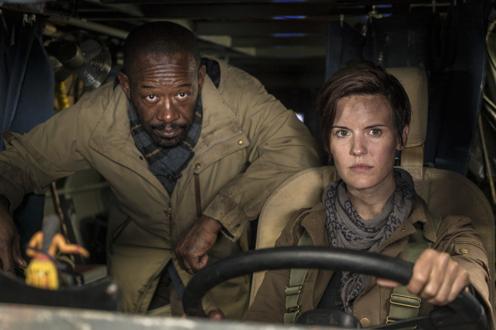 What will Morgan bring to the Fear universe? / Credit: AMC