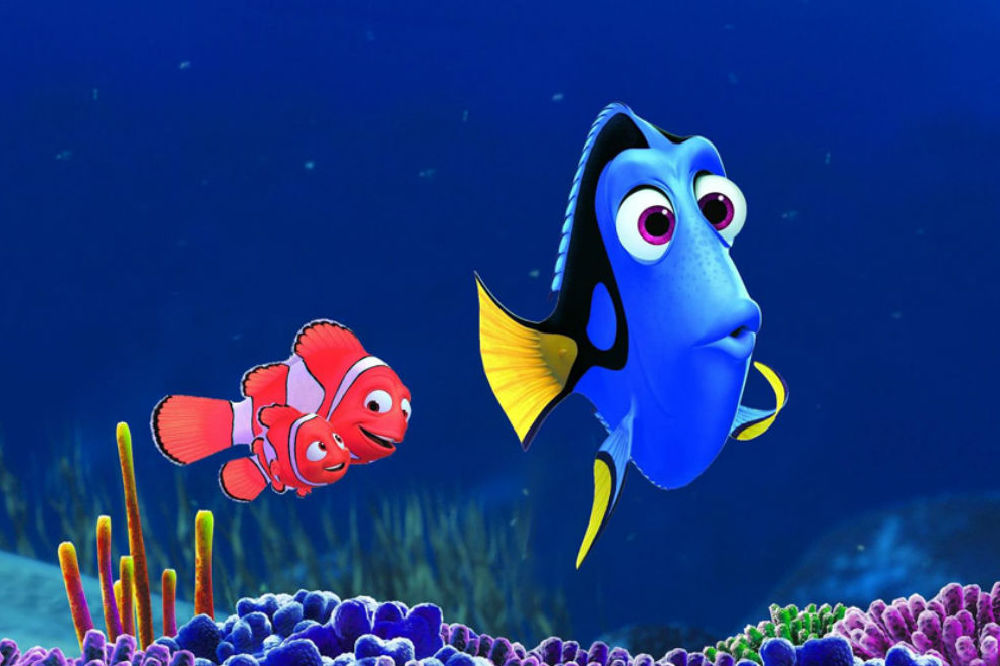 Finding Dory / Photo: Walt Disney Pictures