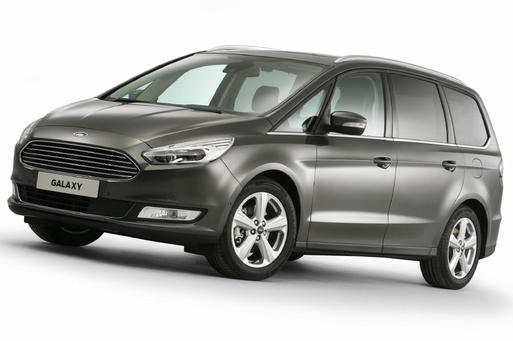 All new Ford Galaxy