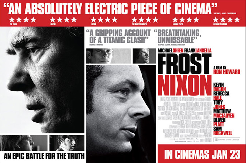 Frost/Nixon - The Best of Ron Howard